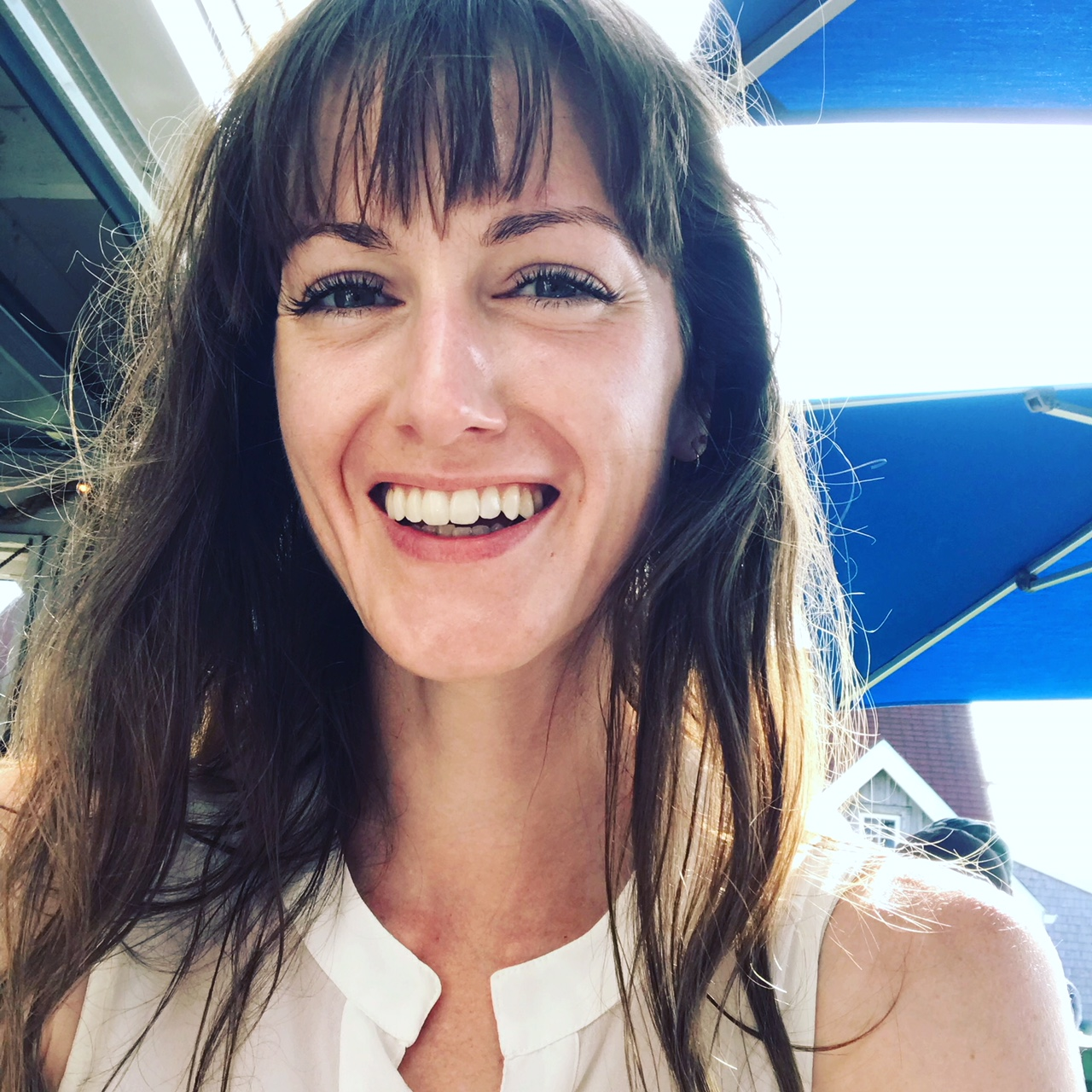 Brianne Hogan smiling